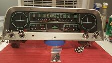1964, 65 1966 C, K, P Series Chevy Truck Instrument Cluster