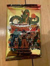 DRAGONBALL Z ANI-MAYHEM ENGLISH CCG Cards  1 UNOPENED 1997