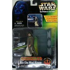 STAR WARS POTF : Power of the Force Figurine Obi-Wan Kenobi Electronic power