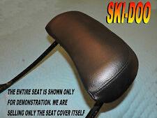 Ski Doo Grand Touring 500 1995-96 New Back Rest cover SkiDoo Touring LE SLE 806