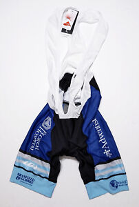 LOUIS GARNEAU Power Bib Cycling Shorts Florida Hospital Custom Men's XL ~ New