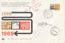 Australian First Day Covers F (Fine)