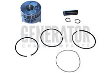 Piston Kit Rings Bearing Clip For Powermate Pro 6750 Generator PM0606750 12HP
