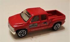 Matchbox Chevrolet Silverado Red Classic Homebuilders Variation - Nice Condition