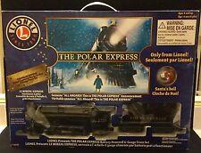 Lionel The Polar Express Train Set G Gauge Remote Controlled