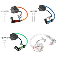Colorful H/P CDI Ignition Coil FitsFor 50cc - 80cc Engine Motorized Bicycle Bike