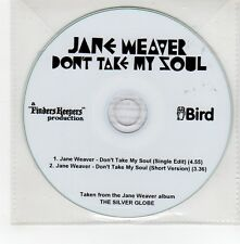 (GE575) Jane Weaver, Don't Take My Soul - 2015 DJ CD