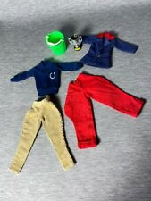 """Pedigree Sindy horse pony riding accessory lot some unbranded items fit 12"""" doll"""