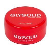 Glysolid Skin Cream 200ml 6.76oz Jar