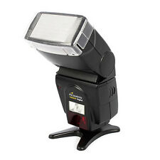 Promaster 7500DX Digital Flash for Nikon - 24-105mm Motorized Zoom, with stand