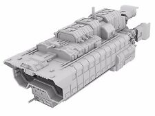 The Expanse: Canterbury [3D Printed Model] 150mm Long
