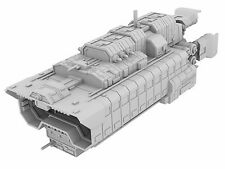 The Expanse: Canterbury [3D Printed Model] 100mm Long