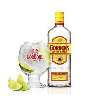 GORDON's Gin Copa Glass X 2  New