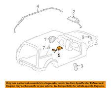 Cadillac GM OEM SRX Airbag Air Bag-RCM SDM ACM Restraint Control Module 15247500