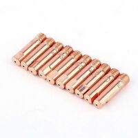 20Pcs MB-15AK MIG/MAG M6 Welding Weld Torch Contact Tips Holder Gas Nozzle Pop
