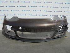 PORSCHE 997 TWIN TURBO FRONT BUMPER 06 TO 12 GENUINE PORSCHE PART *O5