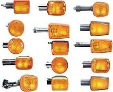 DOT Approved Turn Signal Replacement Lens K&S Technologies Amber 25-1100