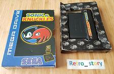SEGA Mega Drive Sonic & Knuckles PAL