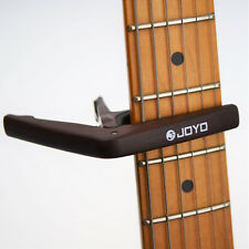JOYO Quick Change Light Guitar Capo Wooden Effect with Free Plectrum JCP-01