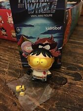 """Kidrobot SOUTH PARK FRACTURED BUT WHOLE Mini Series TOOLSHED 3"""" Vinyl Figure"""