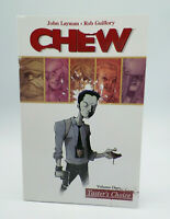 Chew Volume 1 Taster's Choice Image Comics FN/VF Free Shipping