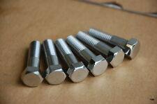 09100-08094 SUZUKI GT550 GT500 GT380 GT250 GT185 BRAKE DISC BOLTS STAINLESS