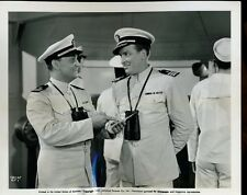 DON TERRY DON WINSLOW OF THE NAVY ORIG 8X10 PHOTO X2225