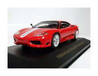 Altaya 1/43 Scale Model Car AL5219B - 2003 Ferrari Challenge Stradale - Red