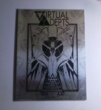 VIRTUAL ADEPTS Tradition Book One Mage: The Ascension  White Wolf WW4000