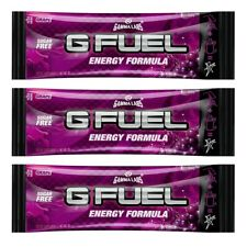 G Fuel Energy Formula People like Grape Single Serving Packet Gfuel Gamma Labs