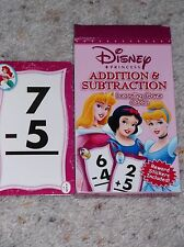 Disney's Addition & Subtraction Learning Game