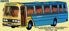 Ley Leopard - Kelvin Scottish - Chartered 1/76 British Bus