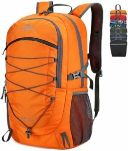 PREMIUM Hiking DayPack Backpack Hiking Day Pack 40L Carry-On Lightweight Compact