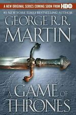 A Game of Thrones (Song of Ice and Fire), Martin, George R  R, Very Good Book