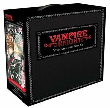 Vampire Knight Box Set Volumes 1-10 Collection Pack