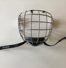 Bauer True Vision 1 Hockey Cage Mask - Face Protector Type B1 Fm2100 M/M Medium