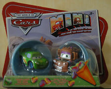 CARS MINI Disney Pixar Edition speciale OEUF PAQUES  2voitures