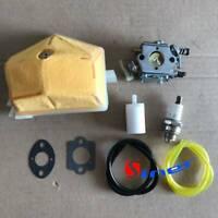 Carburetor & Air Filter kit  Walbro WT-170-1 for Husqvarna 51 55 - 503281504