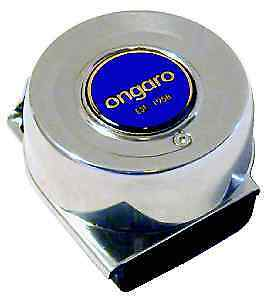 Ongaro 10036 Compact Horn All Stainless Steel 12 Volt 14943