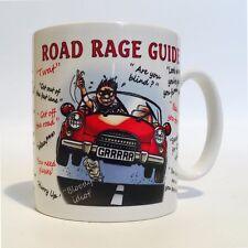 Road Rage Guide drôle nouveauté céramique Mug