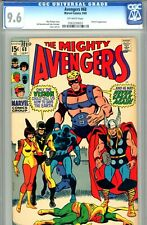 Avengers #68 CGC GRADED 9.6 - second highest graded - Ultron-6 appearance