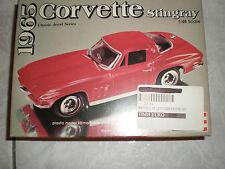 VINTAGE 1978 REVELL 1:48 1965 CORVETTE STINGRAY H-1270 CLASSIC JEWEL MIB MINT