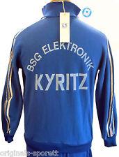 DDR Bekleidung Sport-70er80er Vintage Originals Trainingsjacke Oldschool SPORETT