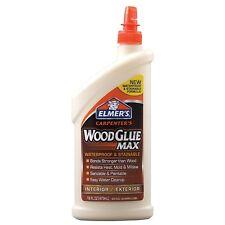 New Elmer's E7310 Carpenter's Wood Glue Max, 16 Ounces