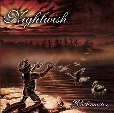 Wishmaster [Bonus Tracks] by Nightwish (CD, Oct-2007, Spinefarm Records)