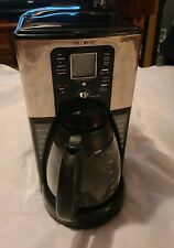 Mr. Coffee 12 Cup Built In Filter Programmable Coffeemaker FTX41