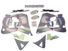 NUOVO ORIGINALE KIT ADESIVI PER  HUSQVARNA WRE-SM 125 1999 SUPERMOTARD