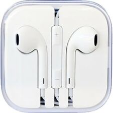 New HQ EARPHONES for APPLE IPHONE 6 6S 5+ 5S 5SE With Mic