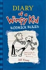 Diary of a Wimpy Kid - Rodrick Rules by Jeff Kinney (Paperback, 2010)