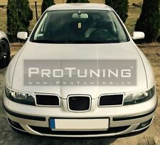 For Seat Toledo II MK2 eyebrows headlight lightbrows eye lids brows covers